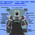 Photos: 脳波と外界情報立体視 Block 50-B VFH-12H スーパーオーロラン操縦計器