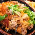 Photos: 牛とじ丼。