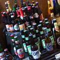 Photos: 世界のビール。