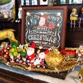 Photos: 小さなサンタたちのクリスマス。