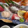 Photos: お得なお刺身定食。