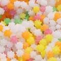 Photos: カラフル金平糖。