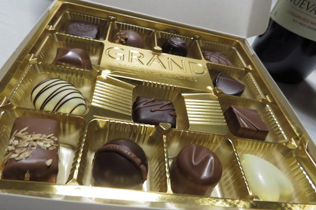 そろそろ気になる?チョコレート。