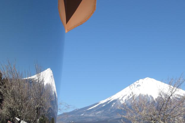 Photos: 二倍の風景。