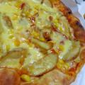 チーズポテトピザっと。