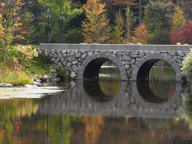 石橋めがね橋。