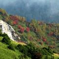 Photos: 横手山のぞきを覗いて。