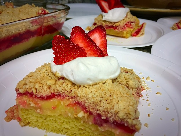 Strawberry Cake♪