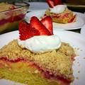 写真: Strawberry Cake♪