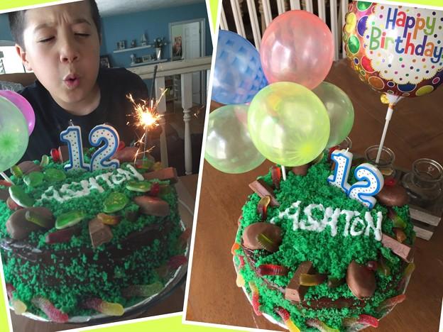B-day Cake♪