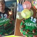 Photos: B-day Cake♪