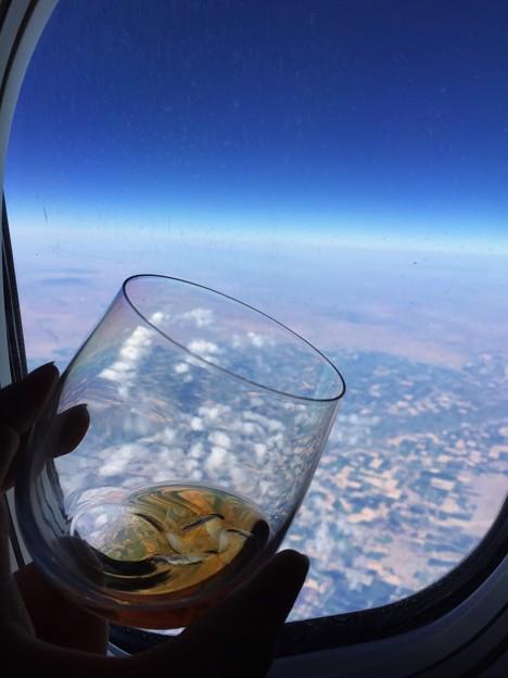 Photos: 第123回モノコン グラスの中の雲♪