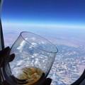 第123回モノコン グラスの中の雲♪