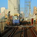 Photos: 青い都電
