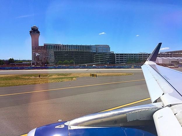 New SLC international airport