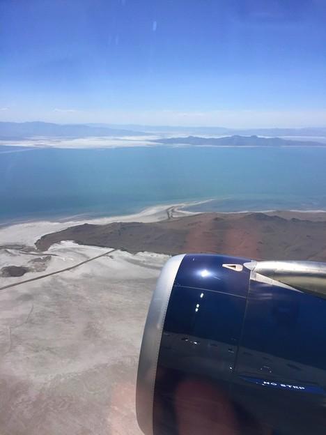久しぶりのAntelope Island ♪