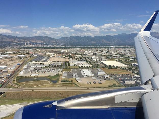 Salt Lake City…