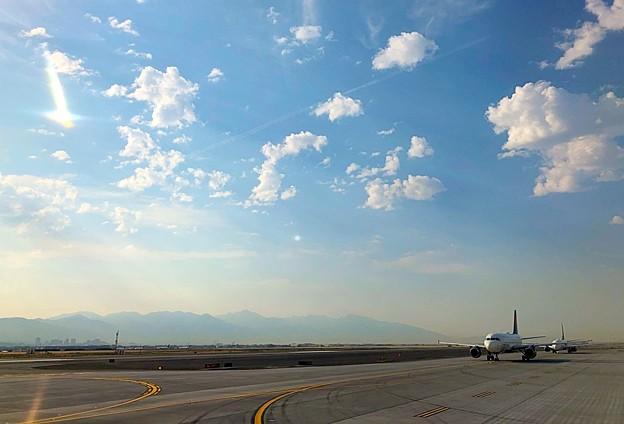 Salt Lake International Airport