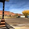 写真: Red RockとYellow Tree