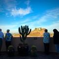 写真: Tempe Arizonaの空