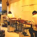 Photos: お一人様達のカフェ…
