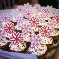 写真: Christmas cupcakes♪