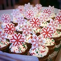 Photos: Christmas cupcakes♪
