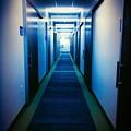 Photos: 診察室へ移動中。。w