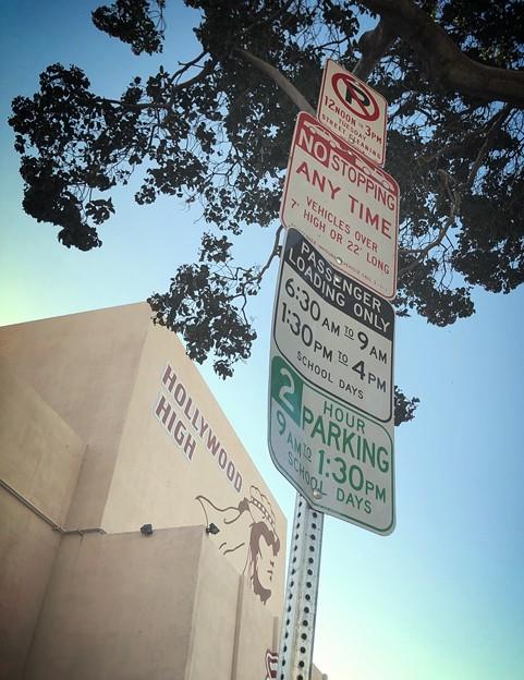 Parkingルール