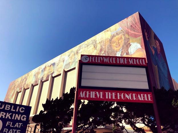 Hollywood High School