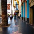golden arch & walk of fame