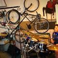Photos: Garage band...練習中