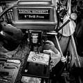 Photos: 第145回モノコン お義父さんのオモチャ。。Drill Pressのスイッチ