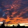 Photos: あの日の夕焼け。。