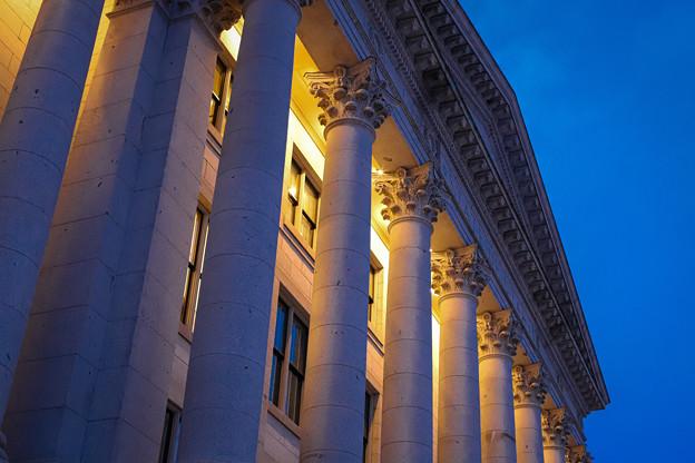 ユタ州会議事堂