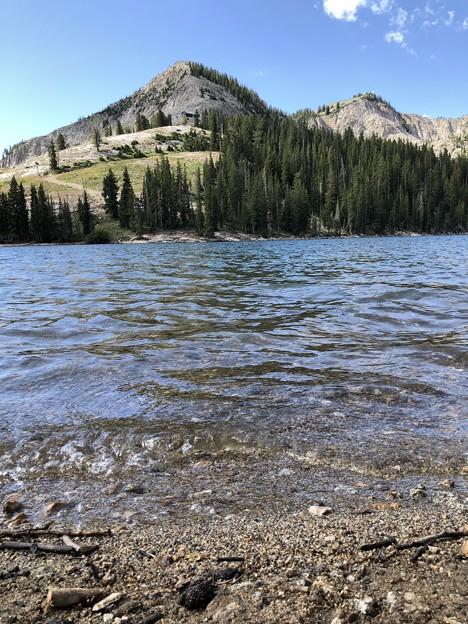 Twin Lakes Reservoir