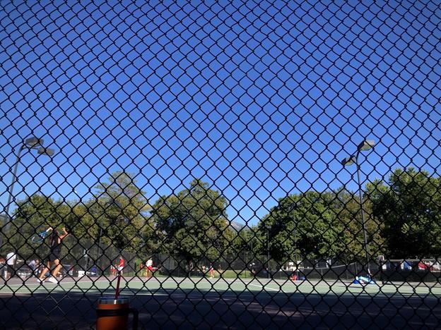 テニス日和♪