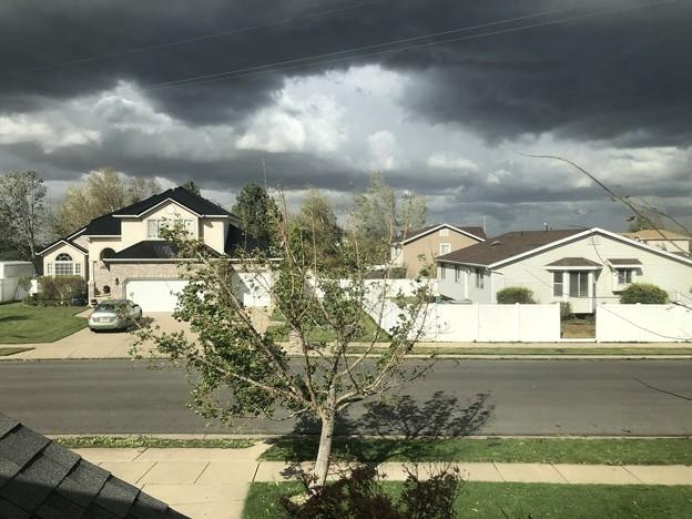 Photos: 西の空。。