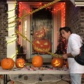 Photos: Trick or treater...