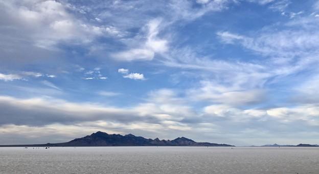 Photos: 塩の湖
