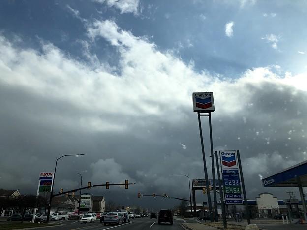 Stormに向かって