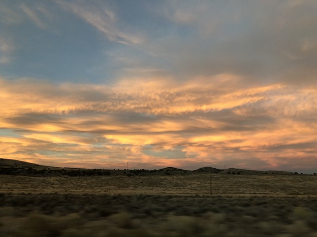 Photos: Chasing the Sunset