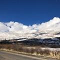 Photos: 雪の後。。