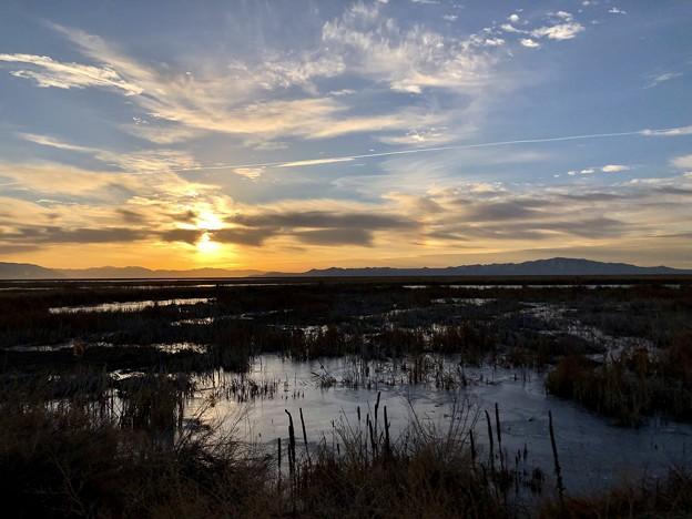 Sunset…1-6-21