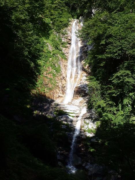 篠沢大滝(四丈ノ滝)