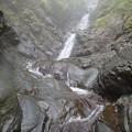Photos: 小滝 3+4m 上段4mが厳しく敗退