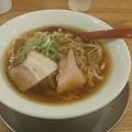 東京都中央区 麺や 七彩さんにて喜多方らーめんをいただく