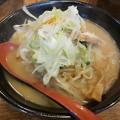 東京都台東区 麺処 花田 上野店さんにて味噌をいただく