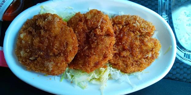 本宮市の柏屋食堂さんにてヒレソースカツ丼をテイクアウト 美味しゅうございました