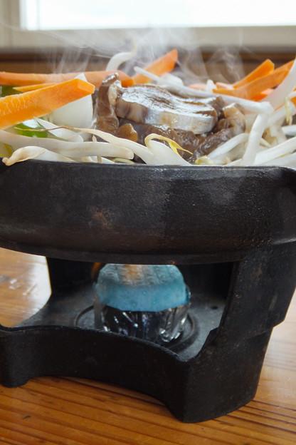 昼食@2012北海道旅行初日